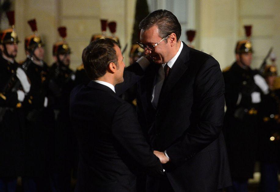 Makron poručio Vučiću – mali Šengen dobar korak ka EU
