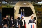 Makron predstavio novi superbrzi ekološki voz