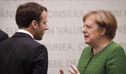 Makron rekao da sa Merkelovom ima plodnu konfrontaciju