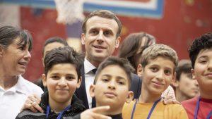 Makron se među muslimanima založio protiv 'političkog islama' i 'separatizma'