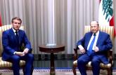 Makron stigao u Bejrut VIDEO