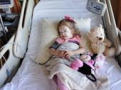 Mala Hana operisana u Švajcarskoj: Potreban novac za nastavak lečenja