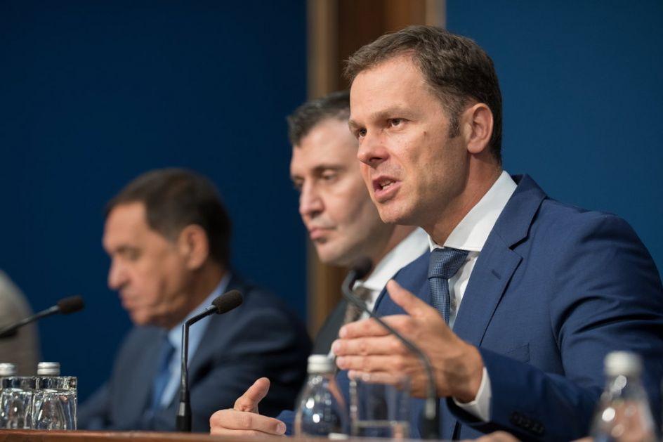 Mali: Srbija napreduje u fiskalnoj koordinaciji sa Evropskom unijom