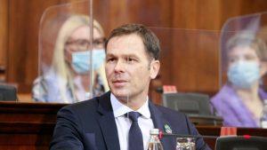 Mali: Vlada u četvrtak usvaja predlog zakona o beogradskom metrou