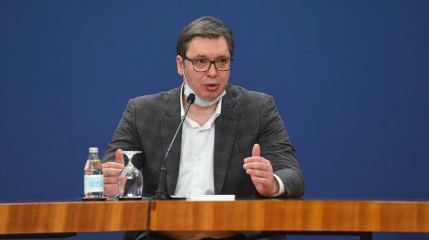 Mali: Vučić se ne oseća dobro