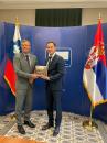 Mali razgovarao sa ambasadorom Slovenije FOTO
