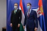 Mali sa Sijartom: Devet mađarskih kompanija uložiće u Srbiju 75 miliona evra