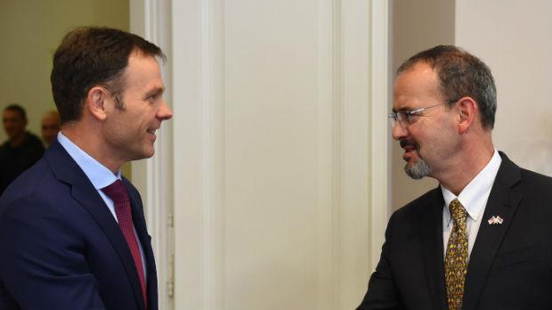 Mali sa američkim ambasadorom Godfrijem o ekonomskim uspesima