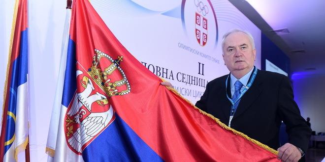 Maljković: Ponosni smo na proces imunizacije sportista
