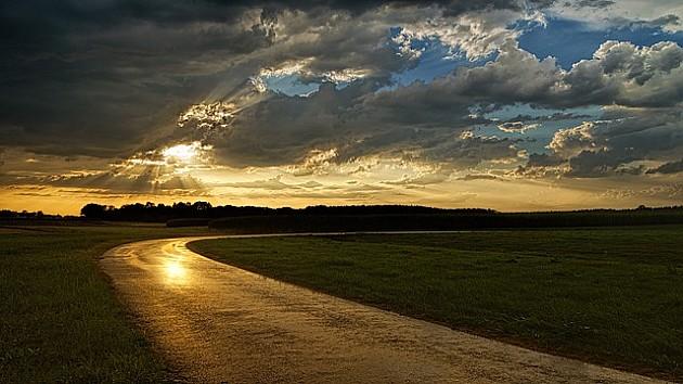 Malo sunca, a puno više kiše