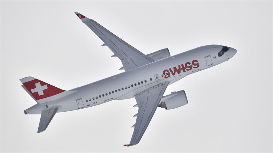 Man called 'Serbian swine' wins lawsuit against Swiss Air