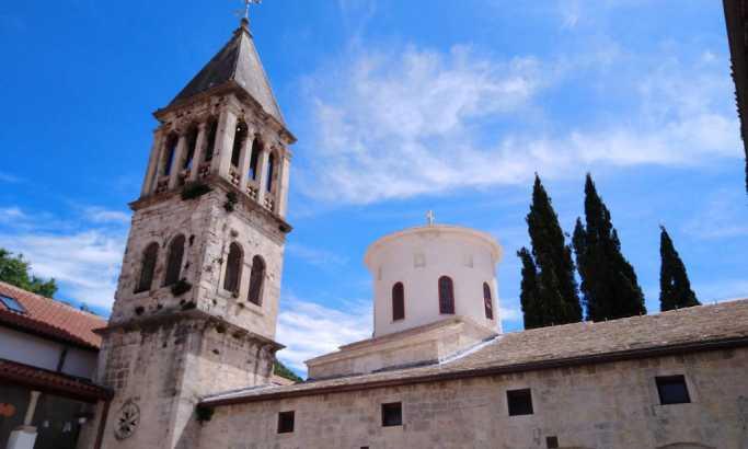 Manastir Krka, svetionik pravoslavlja u Dalmaciji (FOTO)