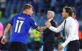 Mančini: Švajcarska je jaka, pobedu posvećujem Italijanima koji pate