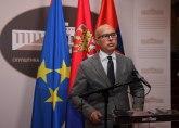 Mandatar Mirović sa predstavnicima stranaka o novoj vladi AP Vojvodine