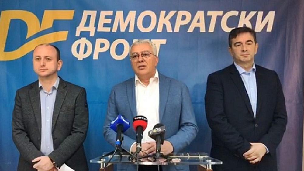 Mandić i Knežević: Srbija treba da uradi sve što je u njenoj moći da se zaustave slični antisrpski dukljanski naumi