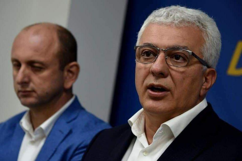 Mandić i Knežević: Ukoliko Uprava policije i ANB ne odgovore na naše zahtjeve, naći ćemo način da se zaštitimo