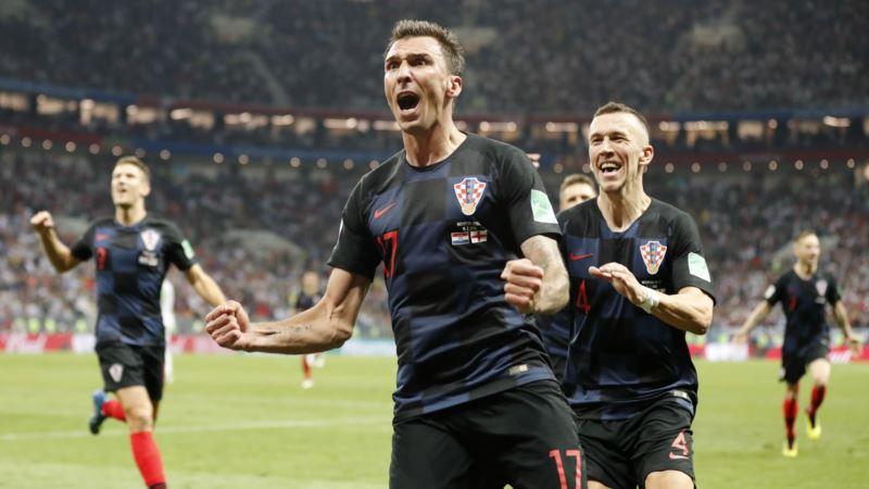 Mandžukić odveo Hrvatsku u finale Svetskog kupa!