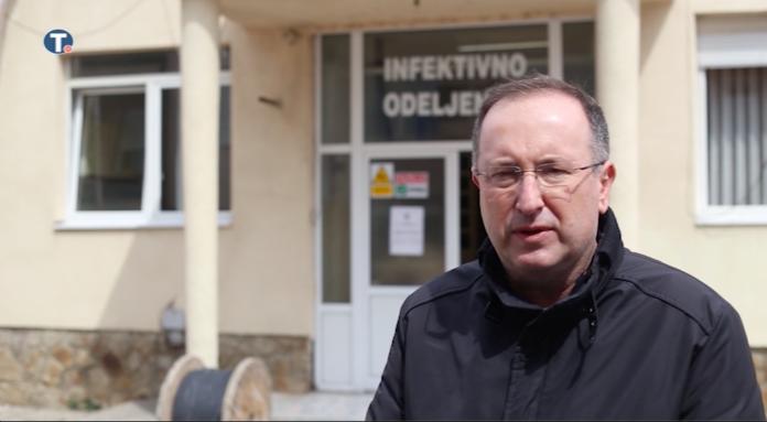 Manhmutović hitno transportovan za Beograd