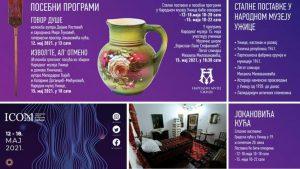"""Manifestacija """"Muzeji za 10"""" u Užicu do 18. maja"""
