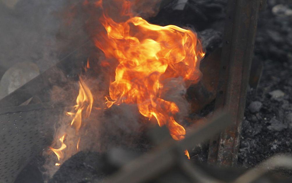Manji požar u Rafineriji nafte Pančevo