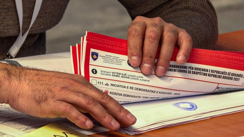 Manjinske nesrpske zajednice na Kosovu žale se na izborni rezultat