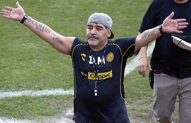 Maradona vređao magarca Trampa, sledi kazna?