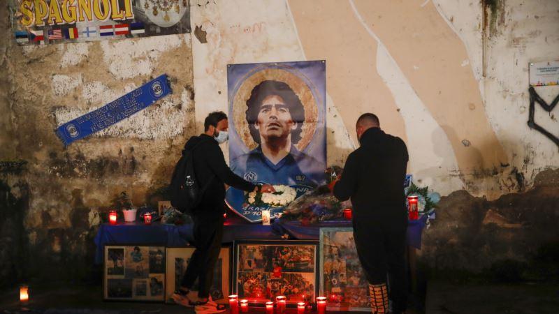 Maradonin lekar pod istragom zbog smrti fudbalera
