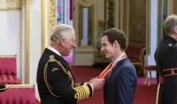 Marej i zvanično odlikovan titulom britanskog viteza