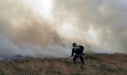 Marić: Sutra očekujemo dolazak Iljušina za gašenje požara (VIDEO)