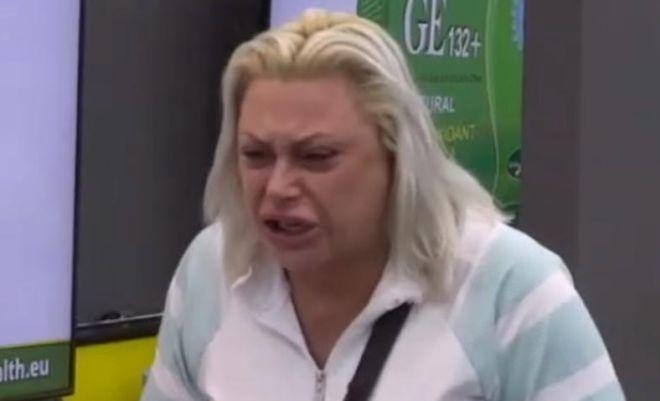 Marija Kulić imala nervni slom pred kamerama!