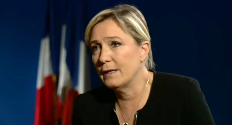 Marin le Pen pod pritiskom zbog lažnih poslova
