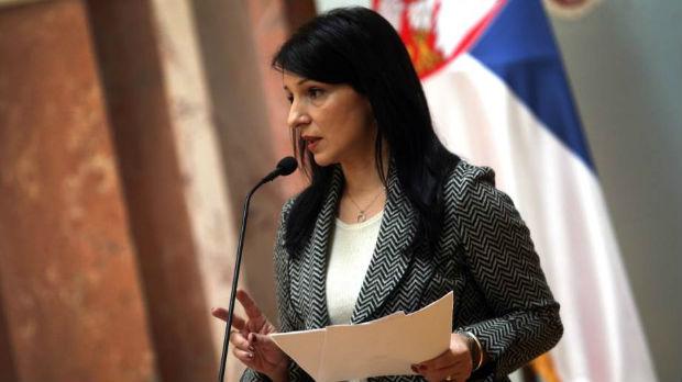 Marinika Tepić o pismu grupe evroposlanika
