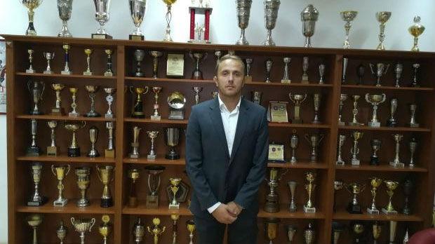 Marinović: Bićemo osveženje, Čačak živi za Borac