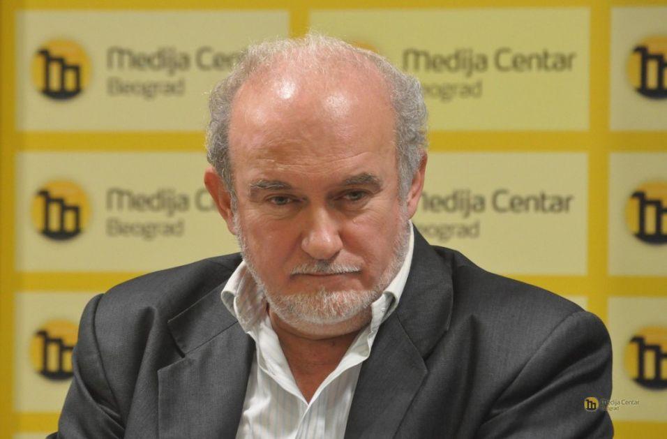 Marinović ukazuje na moguće zloupotrebe na društvenim mrežama
