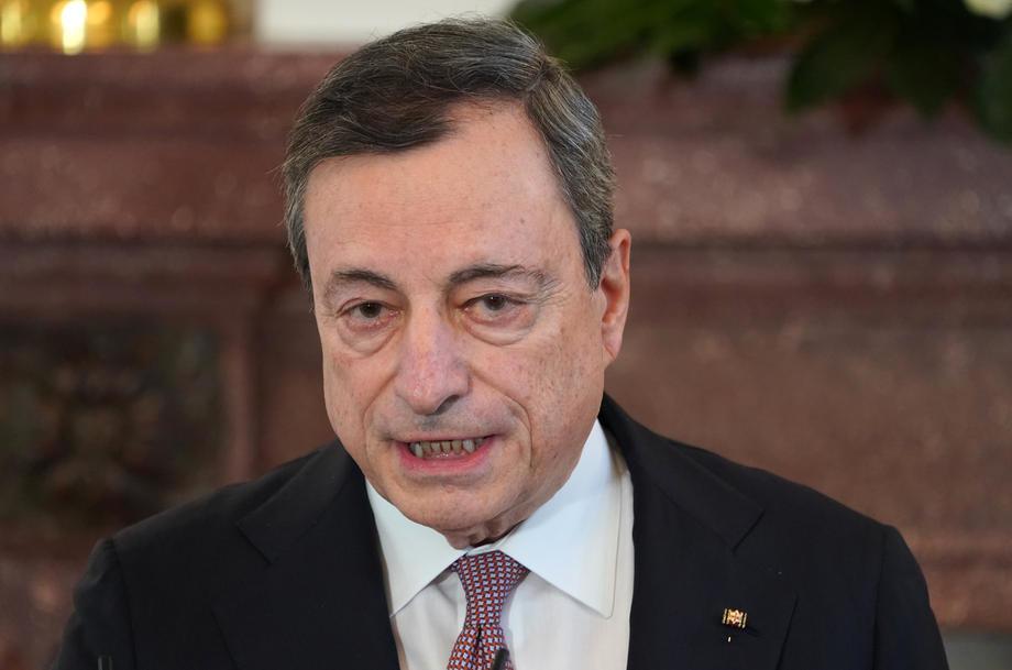 Mario Dragi predstavlja plan oporavka Italije