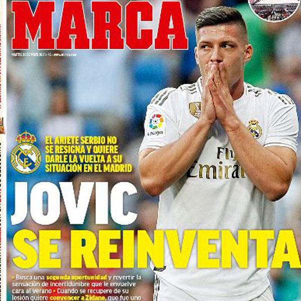 Marka tvrdi, Luka Jović doneo odluku!