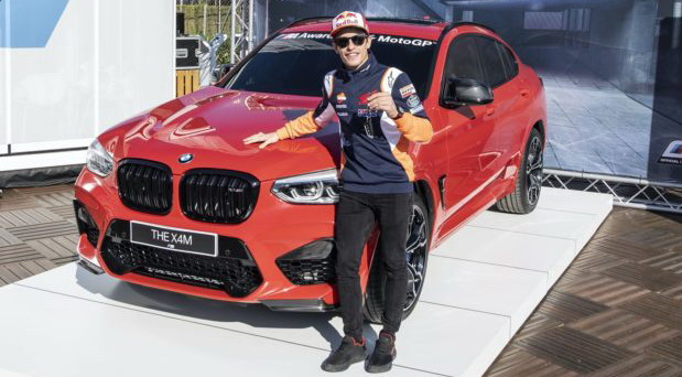 Markes i ove godine osvojio BMW M Award i na poklon dobio BMW X4 M Competition