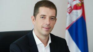 Marko Đurić pušten na kućno lečenje