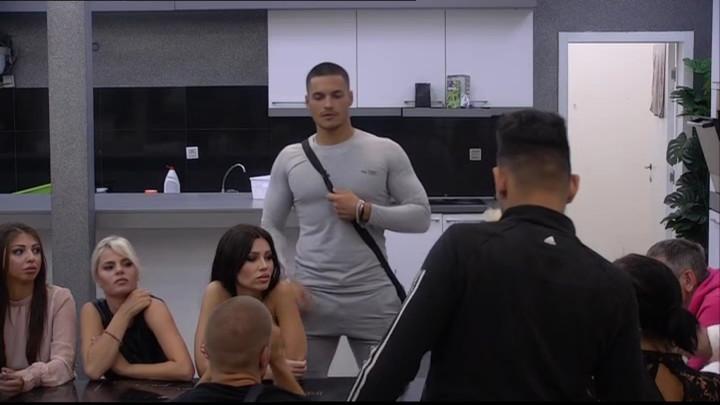 Marko KUŠAO Lazara, pa mu priznao da mu se SVIĐA Eleonora, on joj odmah preneo! (VIDEO)