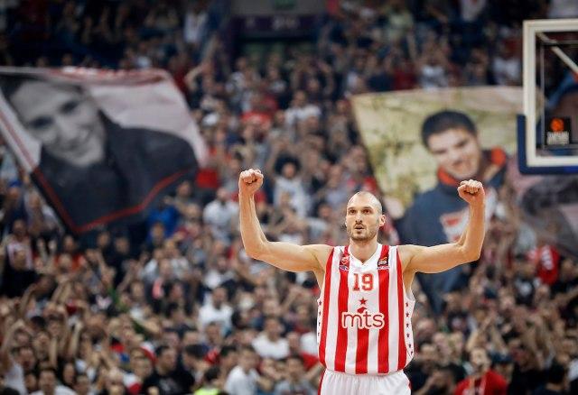 Marko Simonović se vratio u Crvenu zvezdu