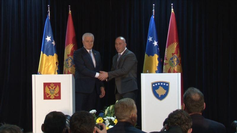 Marković u Prištini: CG spremna da reši pitanje demarkacije sa Kosovom