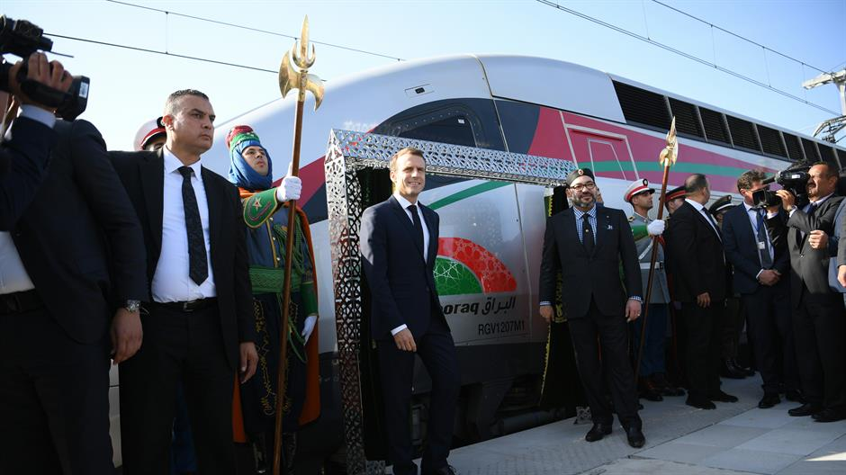 Maroko dobio prvu prugu za vozove velike brzine