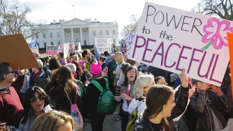 Marš žena širom SAD