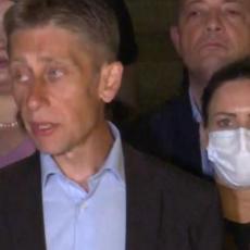 SANDRA BOŽIĆ PREKIDA ŠTRAJK! Vučiću stigao odgovor Martinovića: Na meni je sada TEŠKA ODLUKA!