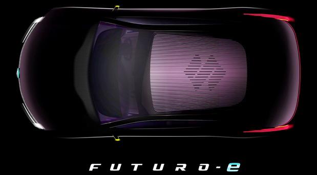 Maruti Suzuki Futuro-e concept (dopunjeno)