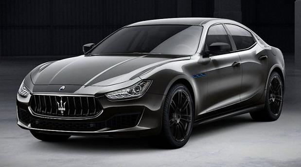 Maserati Ghibli Sportivo i Levante Sportivo