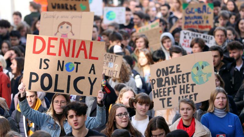Sačuvajmo planetu: Protest stotine hiljada mladih