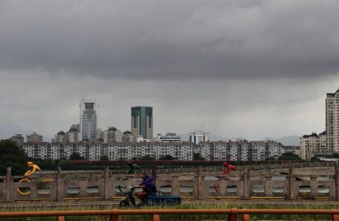 Masovna evakuacija u Kini pred udar tajfuna