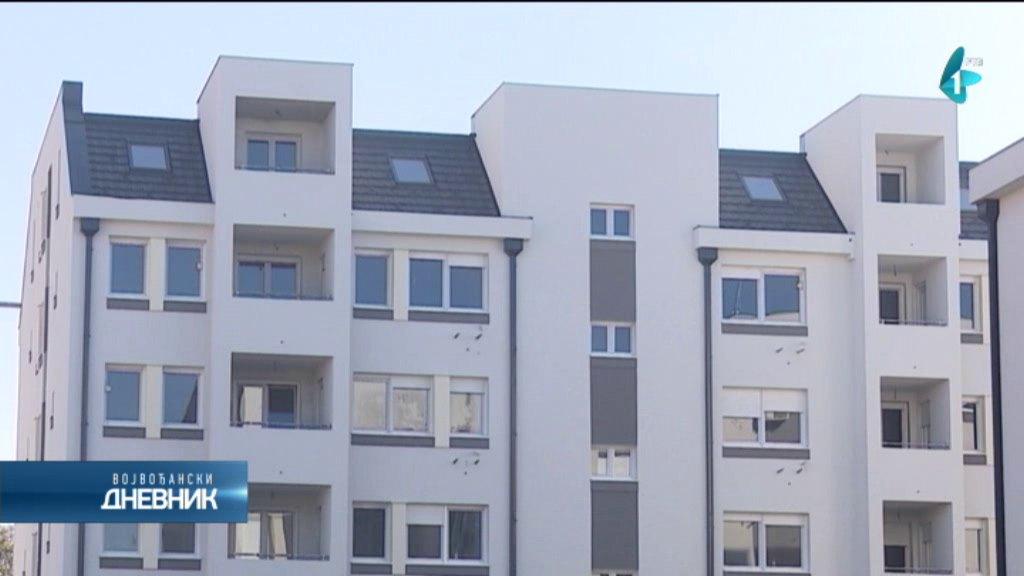 Masovna prodaja i izgradnja stanova u Zrenjaninu