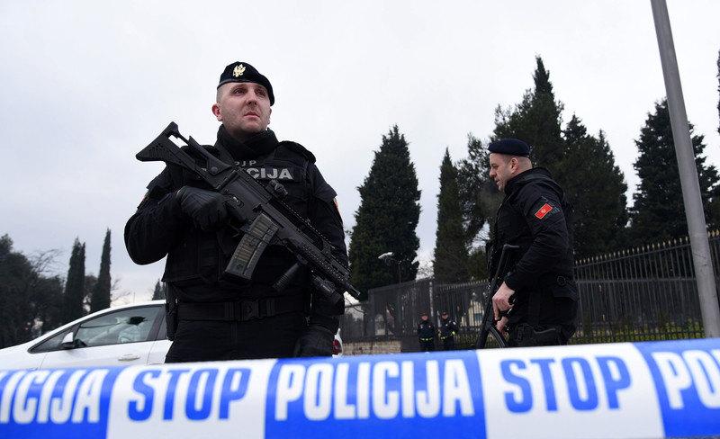 Masovna tuča u Nikšiću pred kamerama, a policija ne zna ko su učesnici
